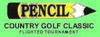 Pencil City Golf Logo